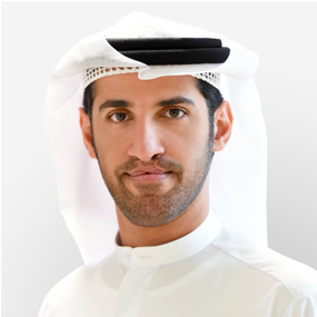 H.E. Mohammed Munif Al Mansouri, Executive Director, ADDED's IDB